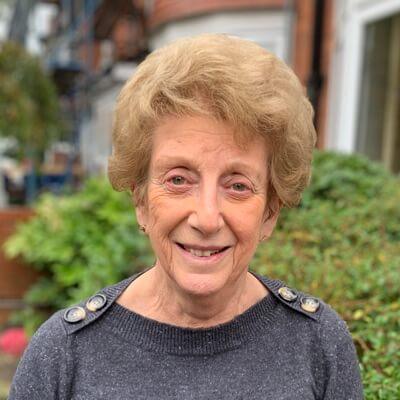 Barbara Peacock MBE